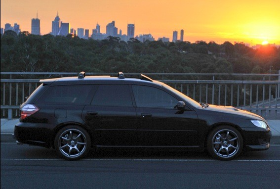 2007 Subaru LIBERTY 2.5i GT PREMIUM (SAT)