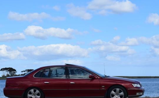 2005 Holden CREWMAN Storm