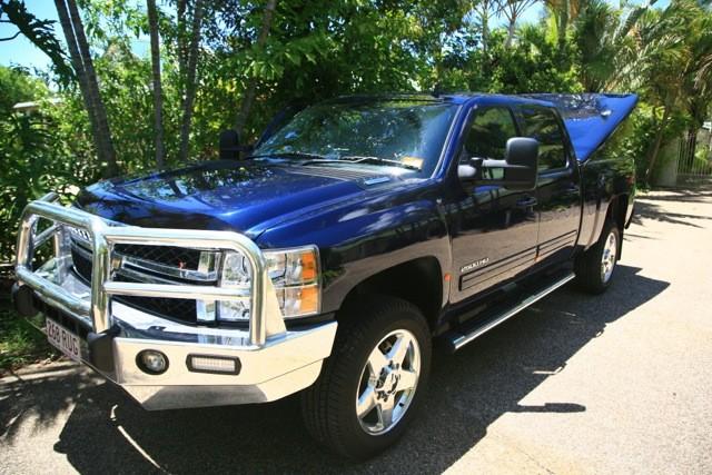 2011 Chevrolet SILVERADO / SIERRA GREY IMPORT