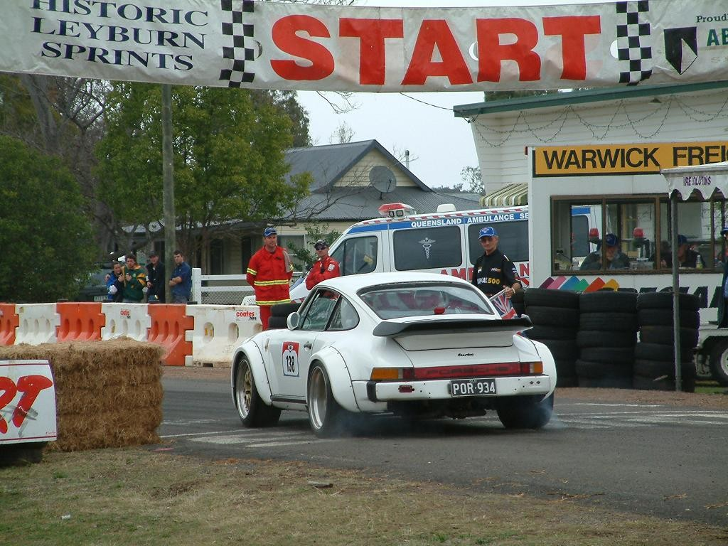 1977 Porsche Replica of very rare factory racing RSR 934