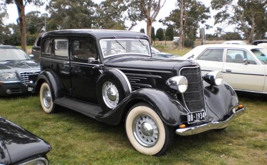 1934 Dodge DR
