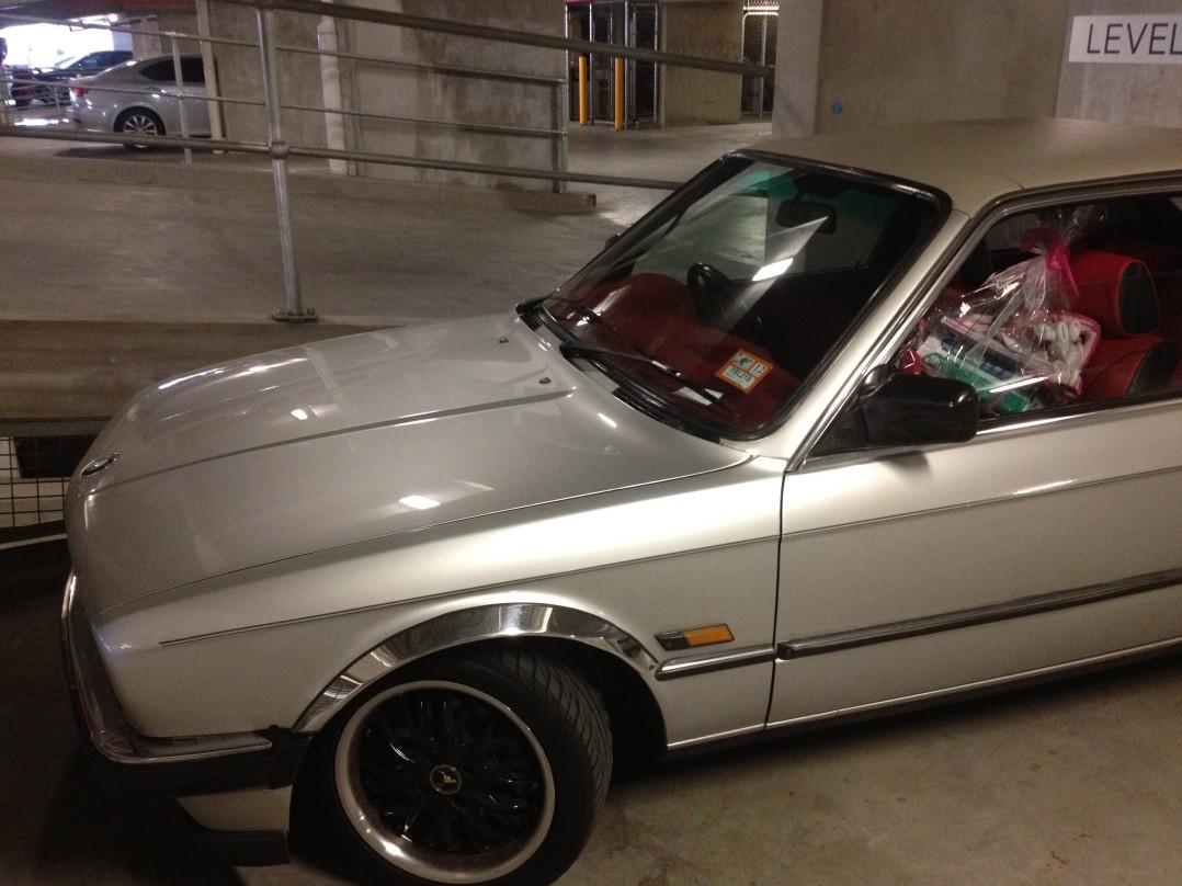 1985 BMW 323i