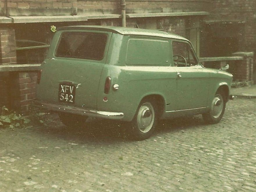 1962 Commer Cob