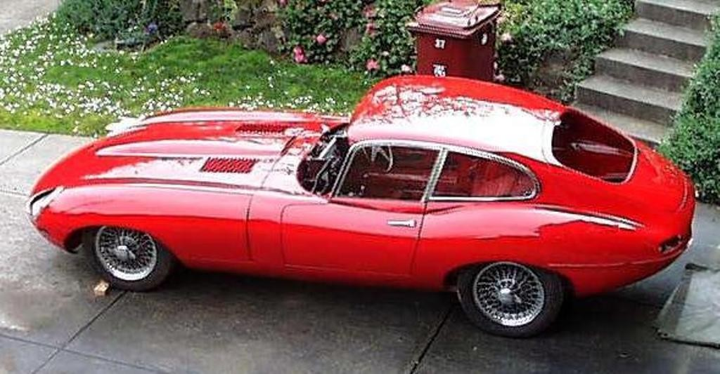 1962 Jaguar E Type 3.8