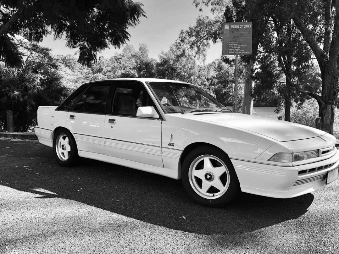 1986 Holden Dealer Team LE Calais Turbo
