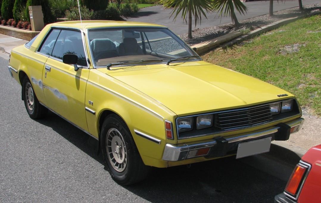 1980 Chrysler Scorpion