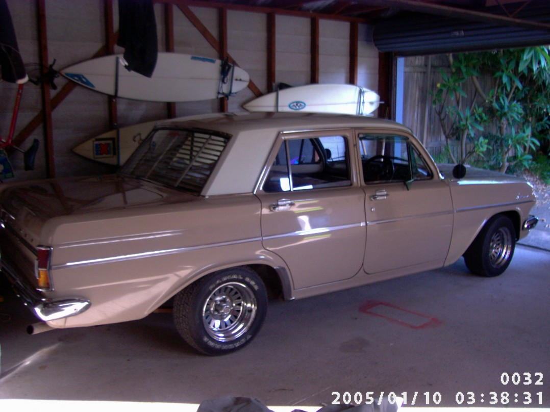 1964 Holden Eh Special 149 Manual