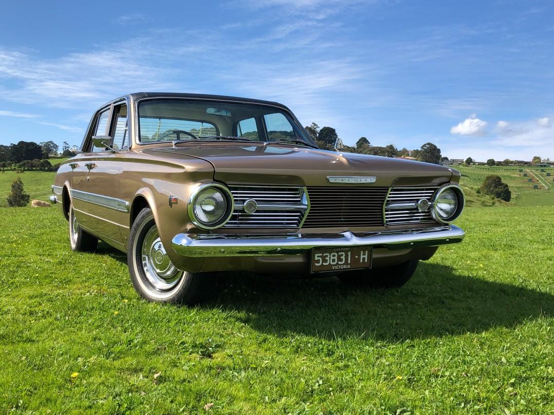 1966 Chrysler VALIANT V8