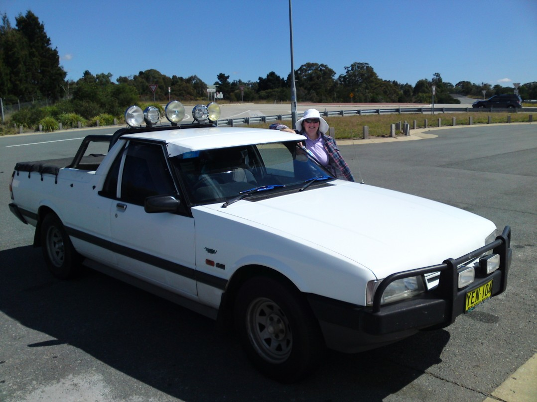 1995 Ford falcon Outback