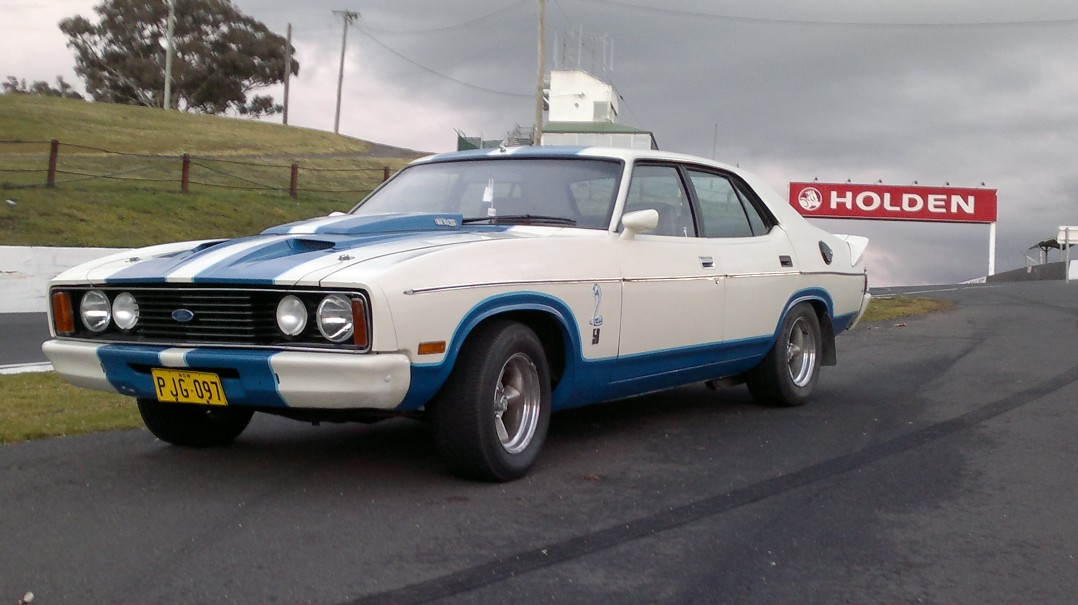 1978 Ford FALCON Cobra Sedan