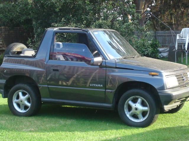 1994 Suzuki VITARA JLX (4x4)