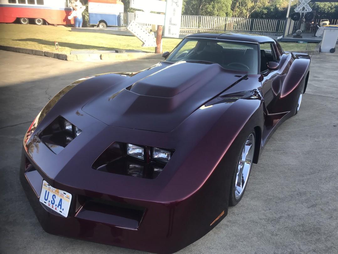 1969 Chevrolet Stingray