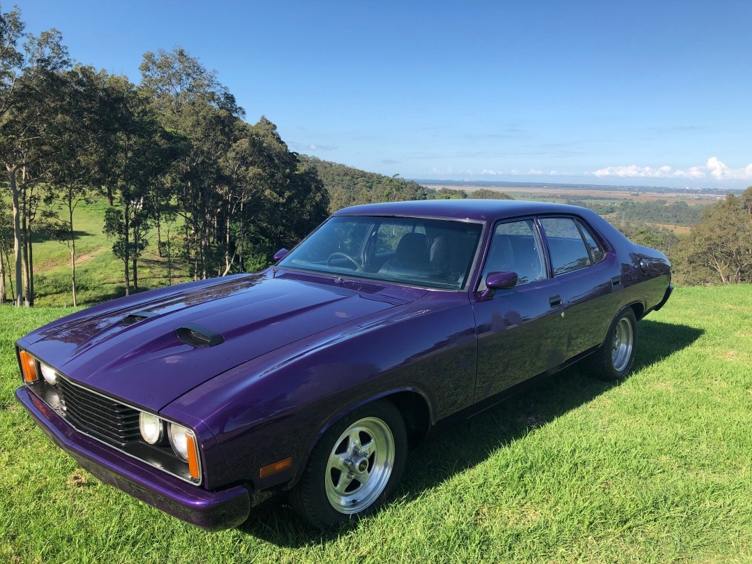 1977 Ford XC