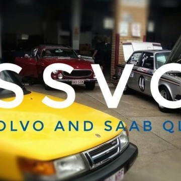 SSVC: Queensland Volvo and Saab Clubs