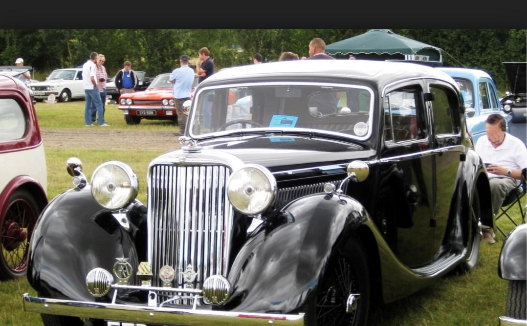 1948 Jaguar 1.5litre