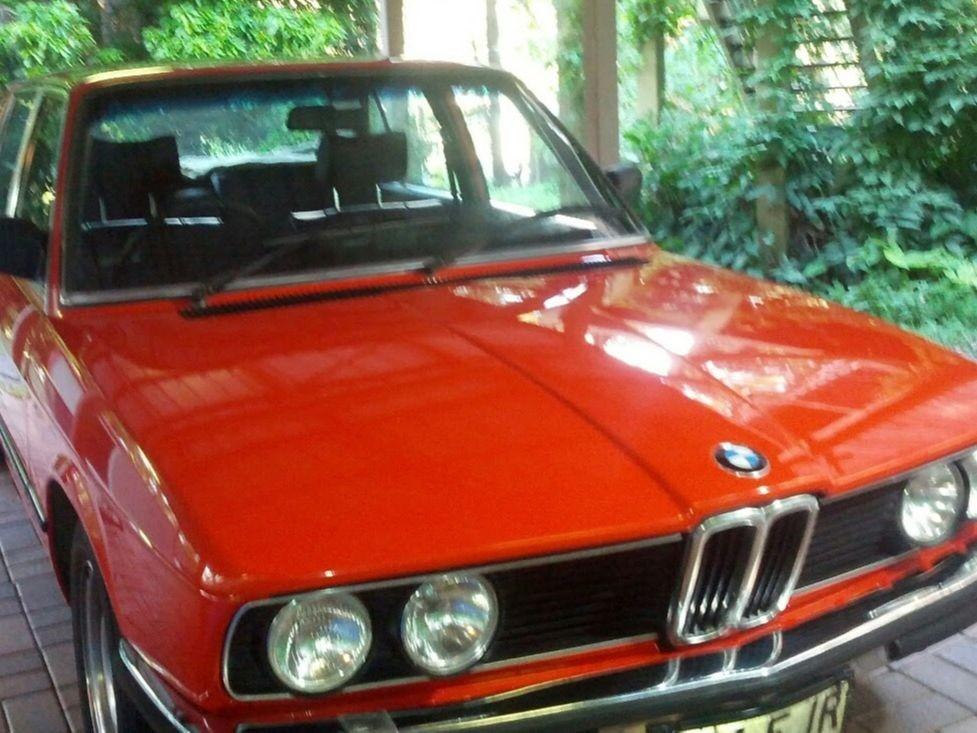 1980 BMW E12