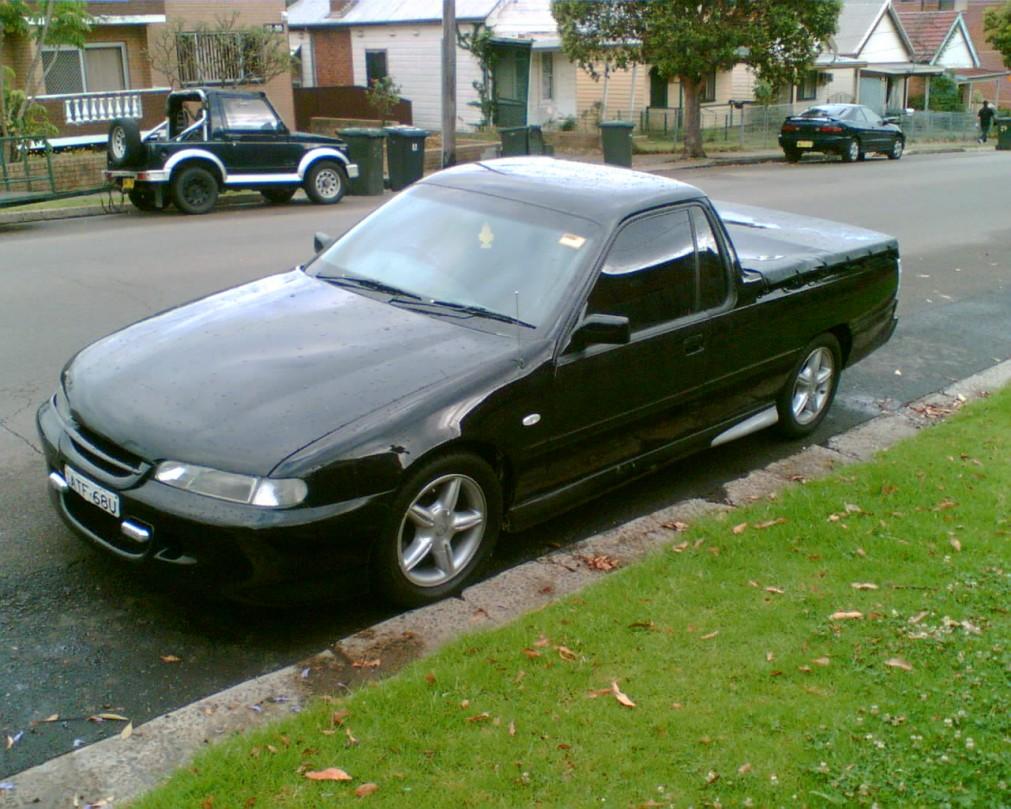 1997 Holden vs ute