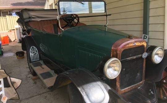 1925 Willys Overland 91
