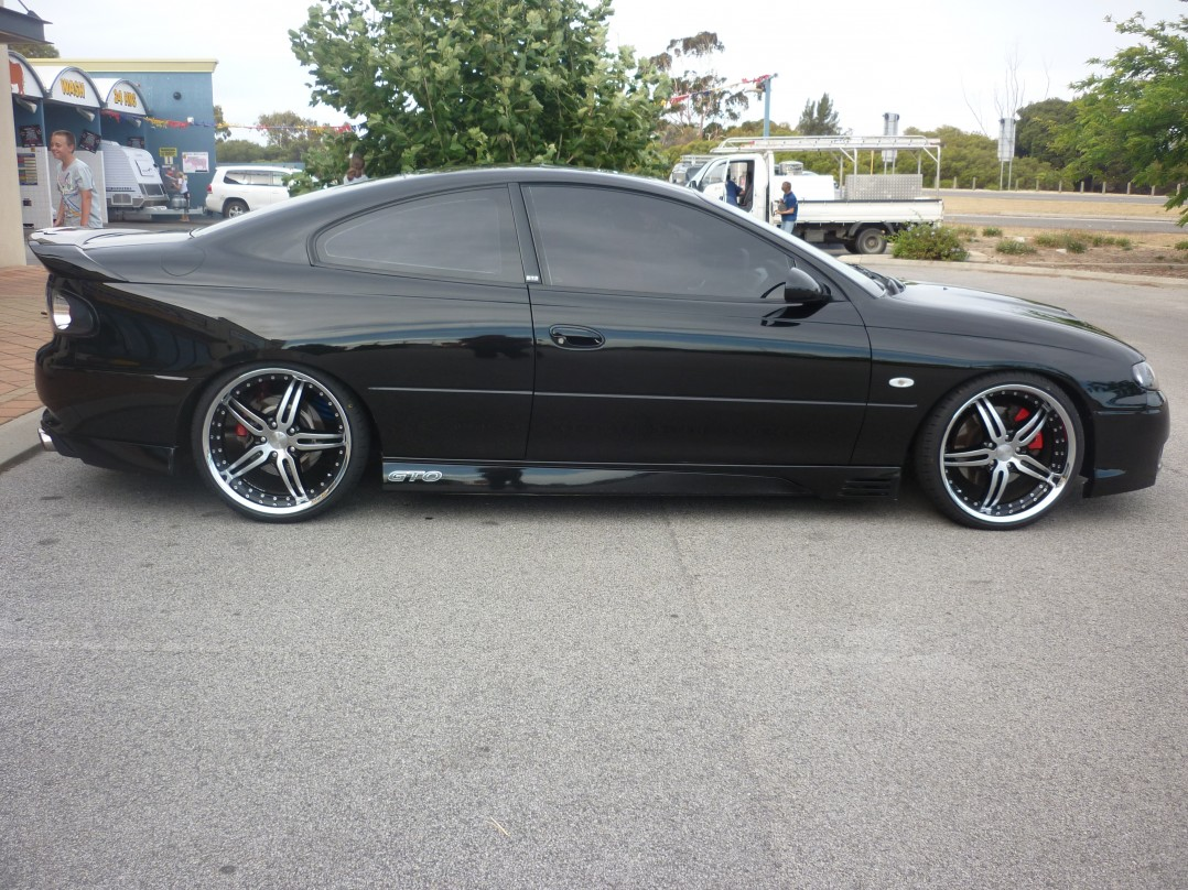 2004 Holden Special Vehicles VZ GTO COUPE