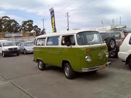 1978 Volkswagen Kombi Transporter