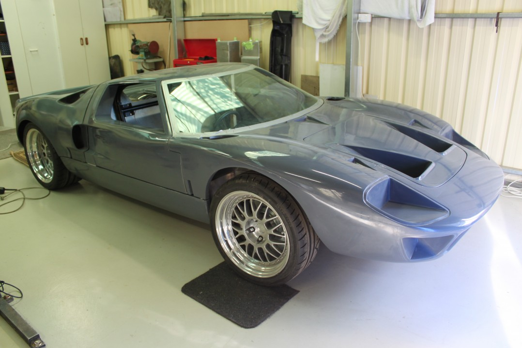 2011 Ford GT40