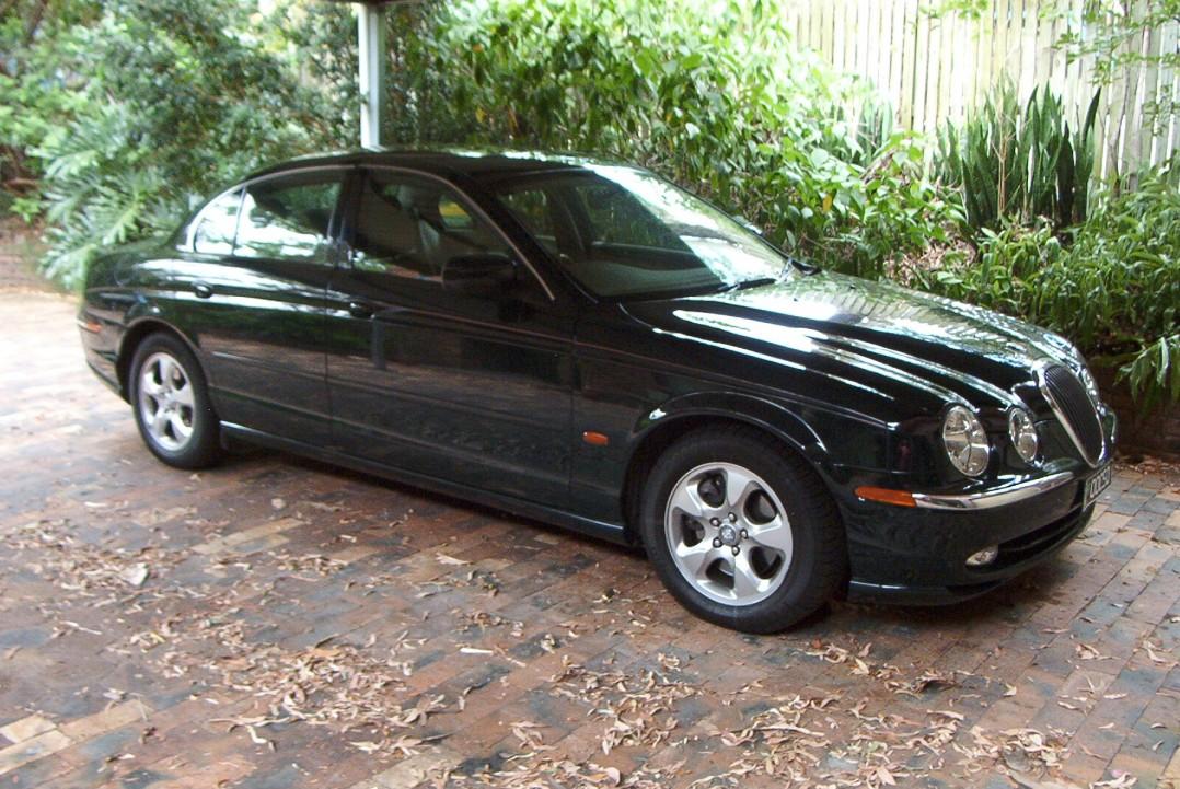 2000 Jaguar S TYPE V6