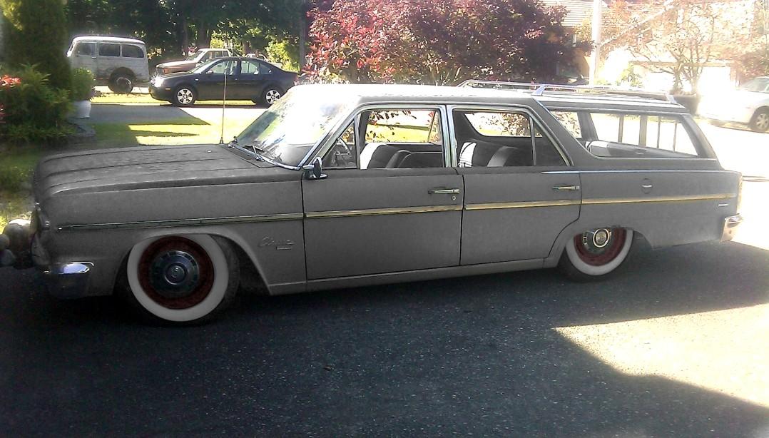 1966 Rambler classic