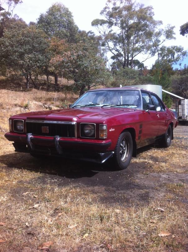 1978 Holden hx monaro gts