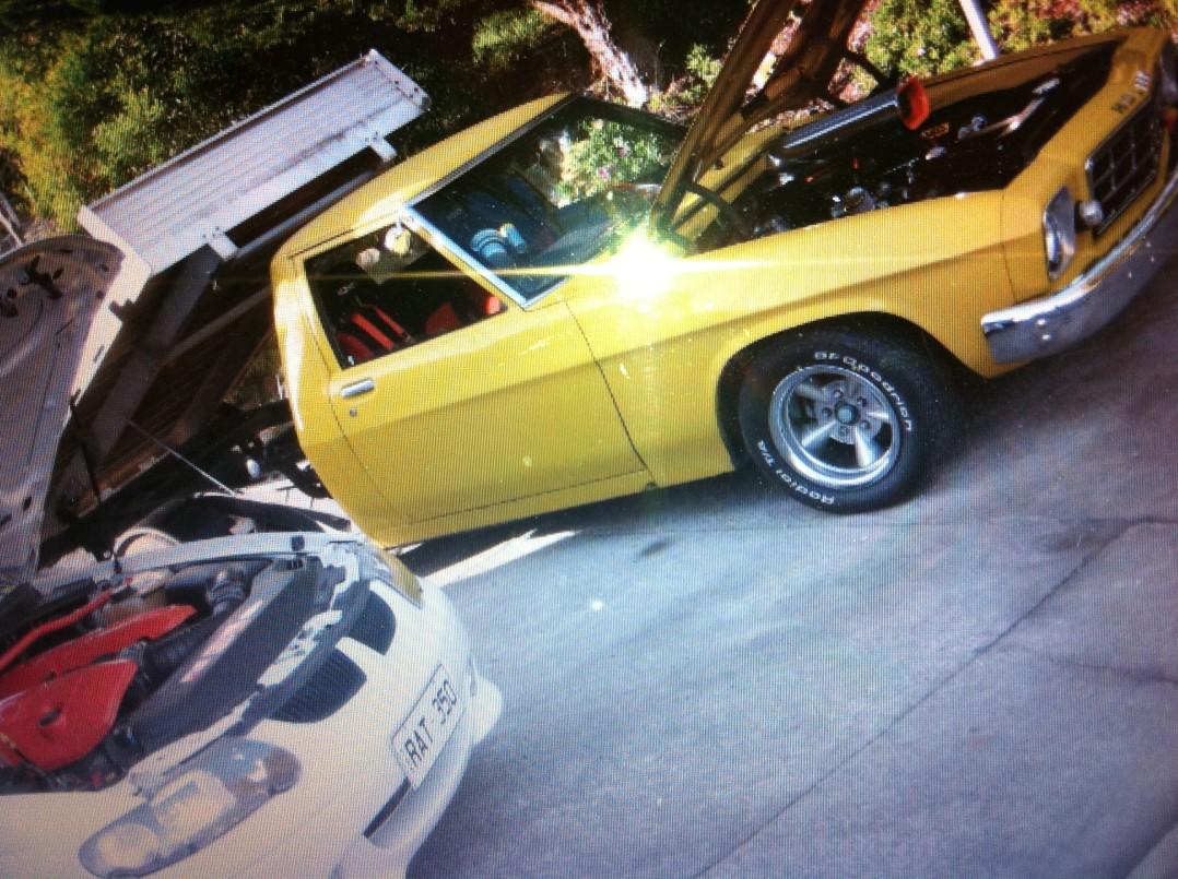 1978 Holden hx