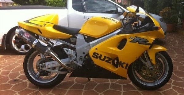 2000 Suzuki 996cc TL1000R