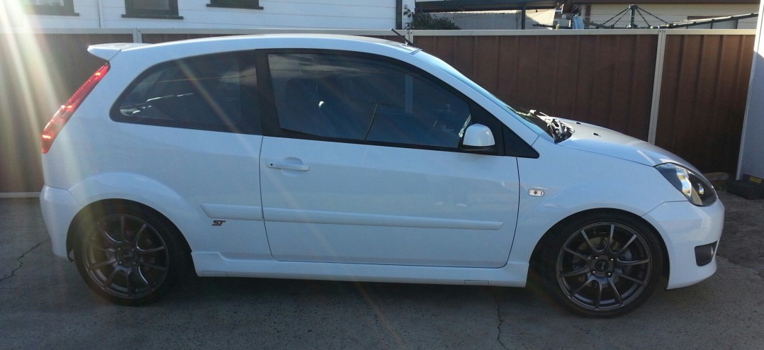 2008 Ford FIESTA XR4