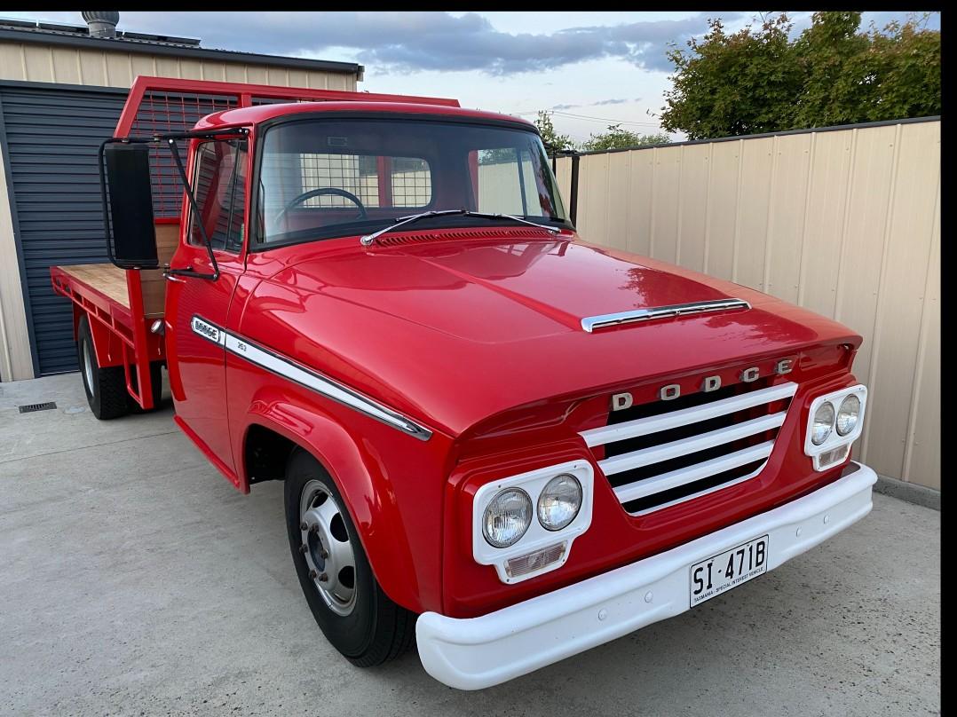 1966 Dodge AT4/353