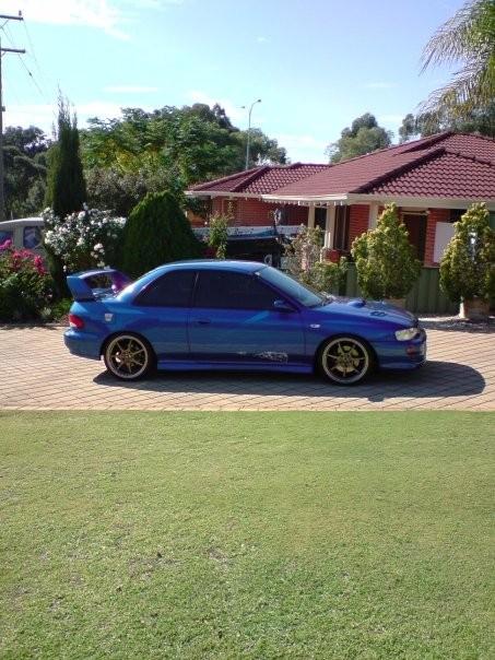 1999 Subaru Impreza WRX STI Version 5