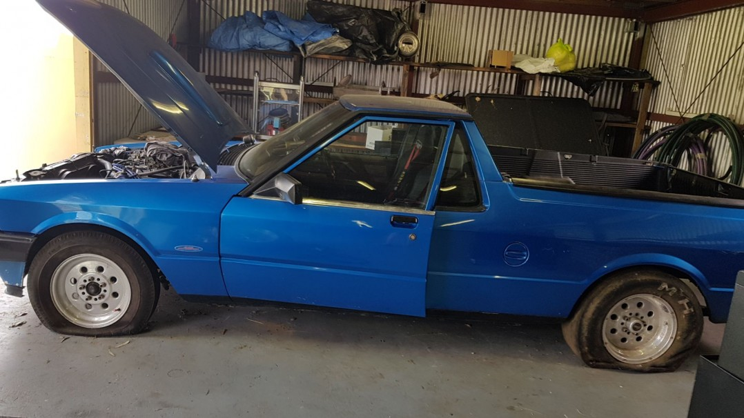 1980 Ford XD