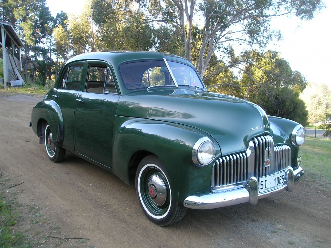 1953 Holden 48-215 Series