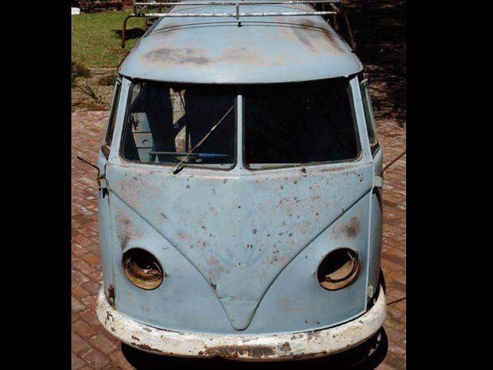 1959 Volkswagen KOMBI
