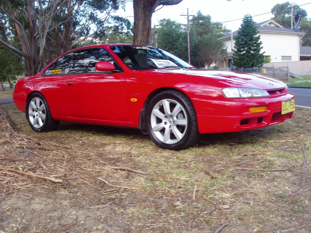 1997 Nissan 200 SX SPORTS