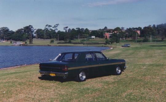 1971 Ford Gt replica