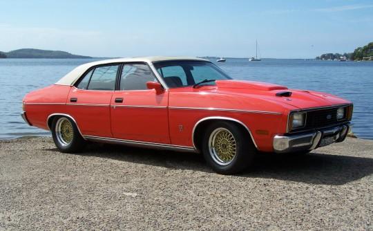 1978 Ford Fairmont GXL