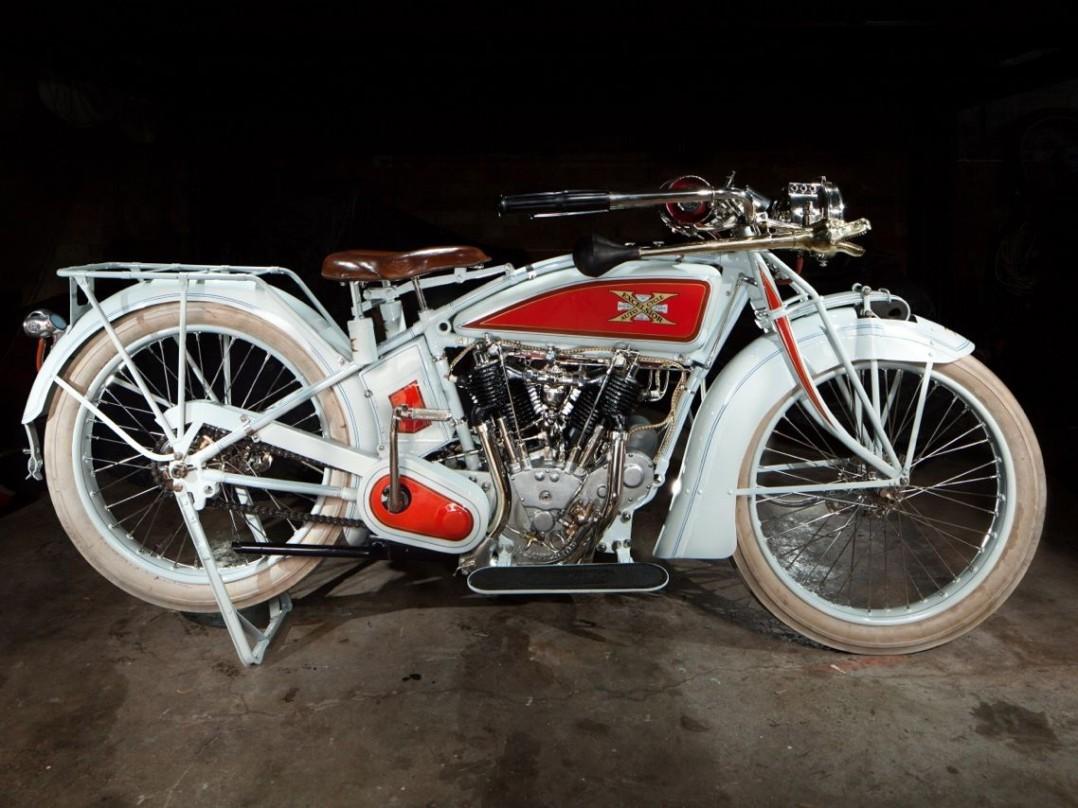 1917 Excelsior X