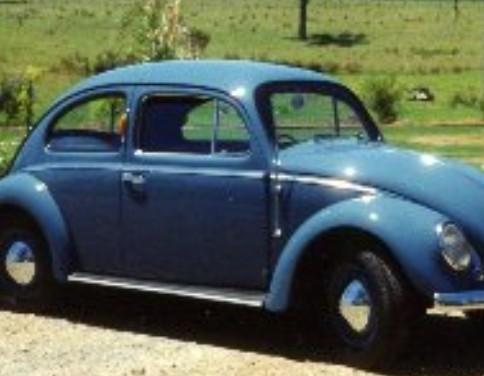 1958 Volkswagen Beetle 1200