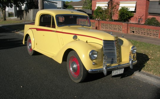 1950 Armstrong Siddeley Station Coupe