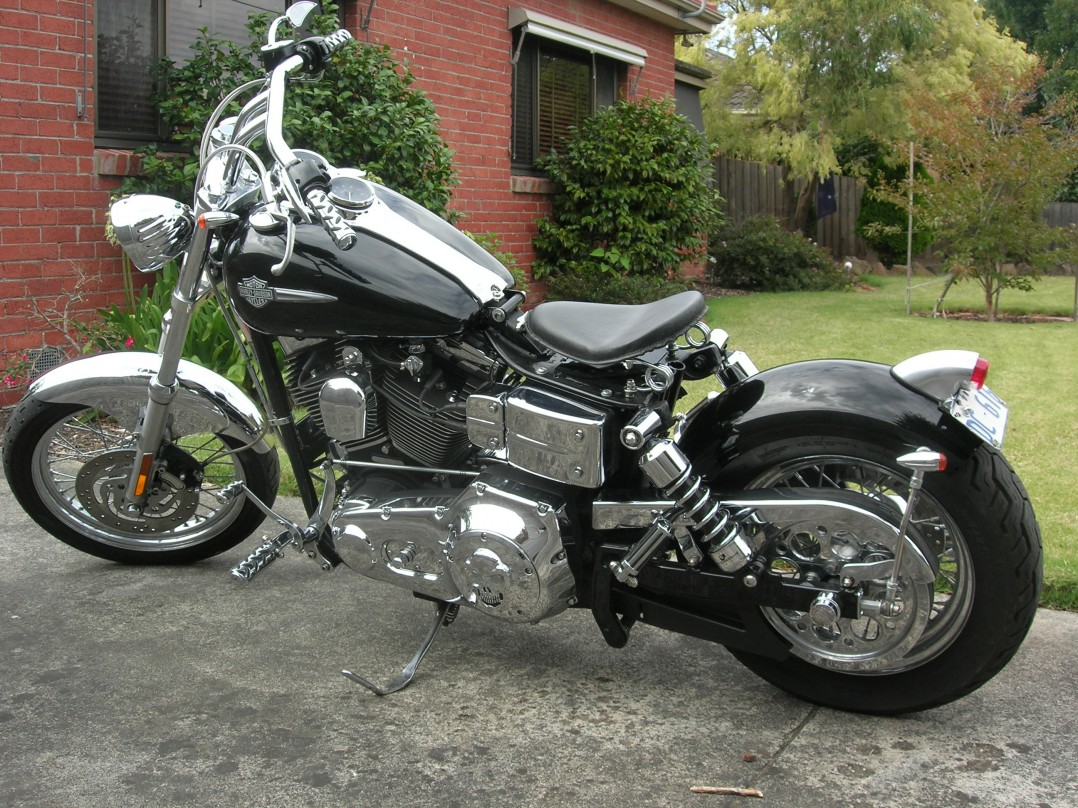2005 Harley-Davidson Dyna Low Rider FXDL