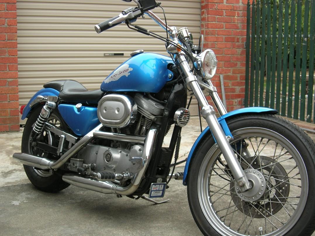 1993 Harley-Davidson Sporster