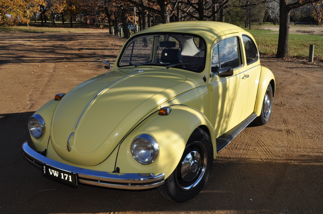 1971 Volkswagen Super Bug