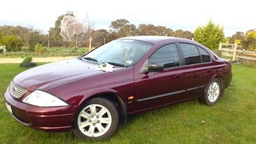 2001 Ford AUII
