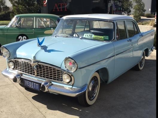 1960 Simca Vedette