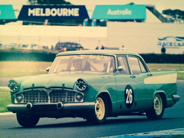 1958 Simca Vedette