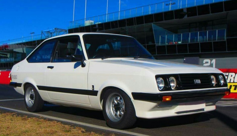 1976 Ford MK2 ESCORT RS2000 (No.19 of 25)