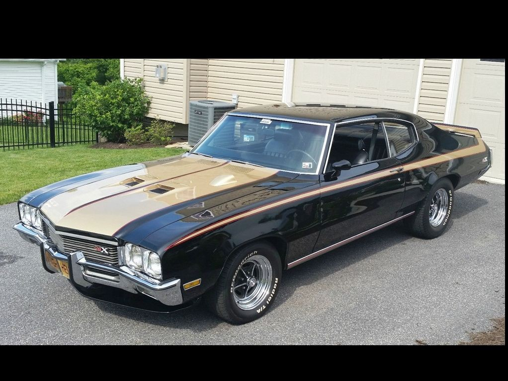 1971 Buick gsx, stage 1